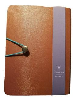 Hallmark 100 Page Faux Leather Journal
