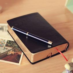 1pc Retro Notebook Journal Diary Sketchbook Leather Cover Th