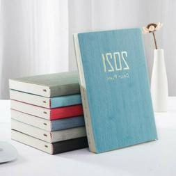 2021 Daily Planner Journal Calendar Organizer Appointment Bo