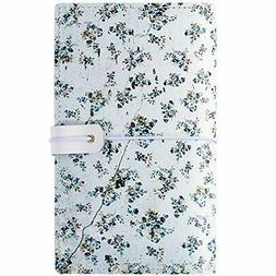 B6 Travelers Filofax Notebook 2 Refillable Journal Blank Pag
