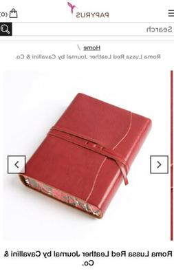 Cavallini And Co.-Leather Journal  -Papyrus-