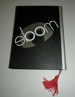 DISNEY EDNA MODE INCREDIBLES 2 BLACK FAUX LEATHER JOURNAL