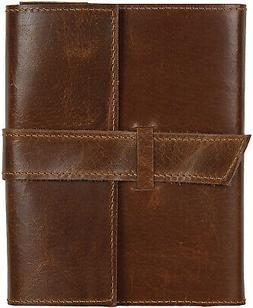 Genuine Leather Handmade Journal to Write in Notebook Refill