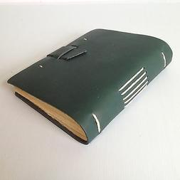 RUSTICO Good Book Leather Journals Diary Notebook Gifts Buck