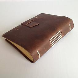 RUSTICO Good Book Leather Journals Diary Notebook Journal Gi