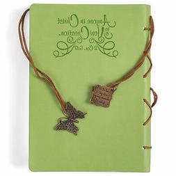 Divinity Boutique Journal with Butterfly Charm, New Creation