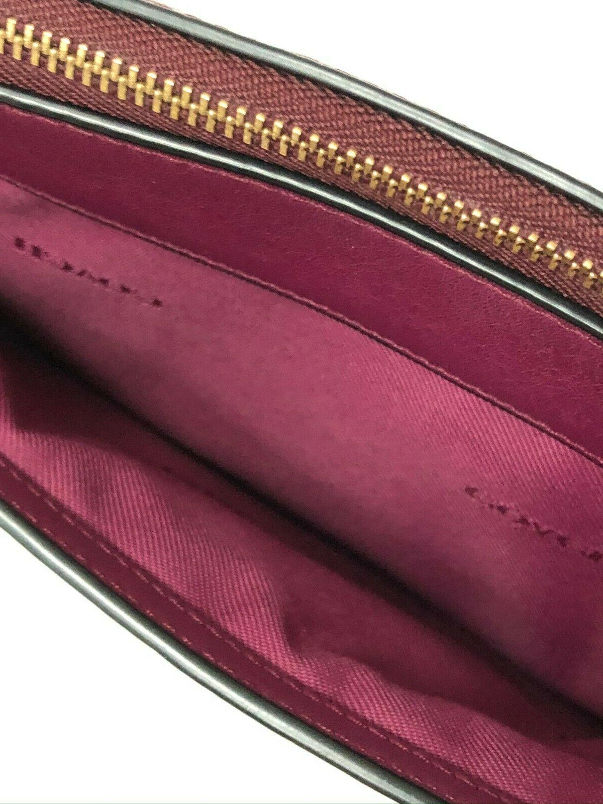 COACH Color-block Embossed style
