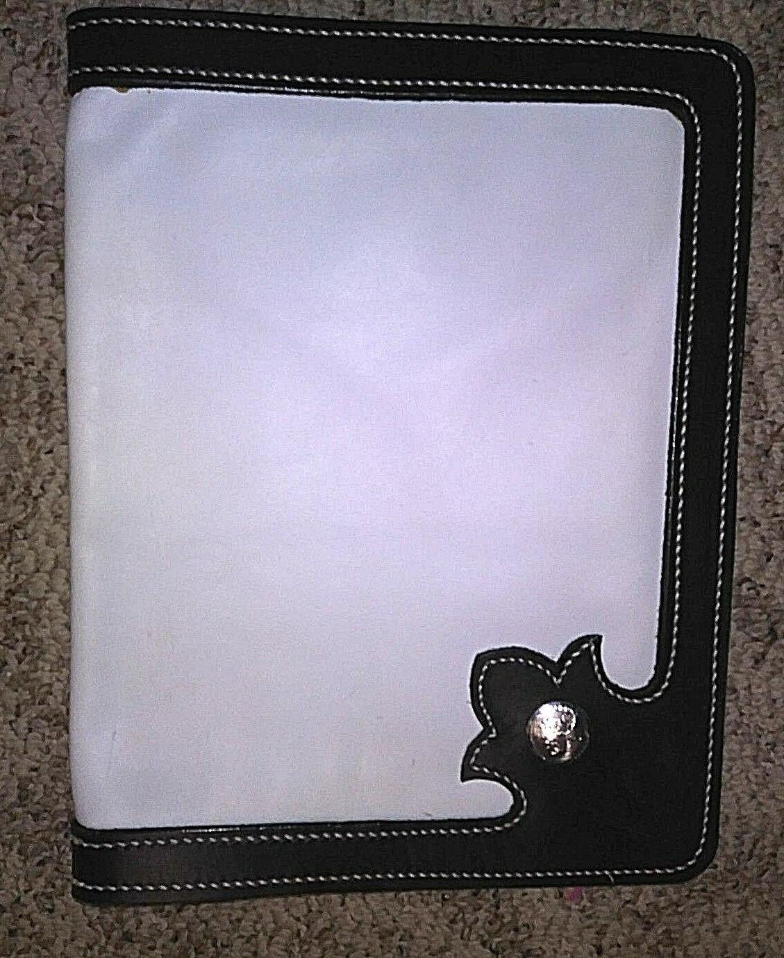 leather composition notebook cover refillable western journa