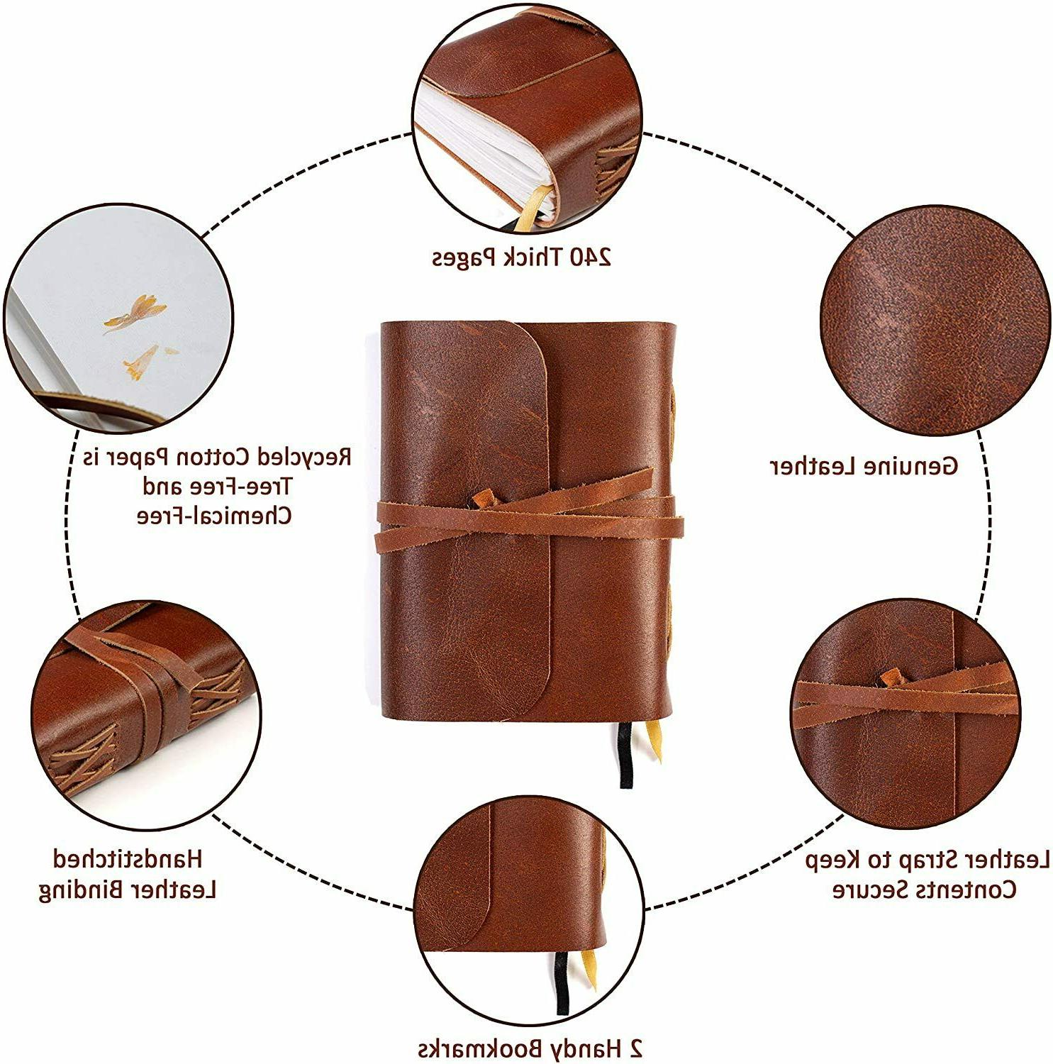 """Lined Leather for Lined Genuine 7x5"""""""