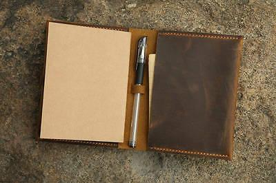 Personalized A6 refillable notebook