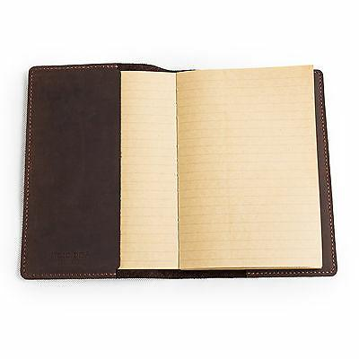 Ancicraft Simple Leather Journal Refillable Cover Gift