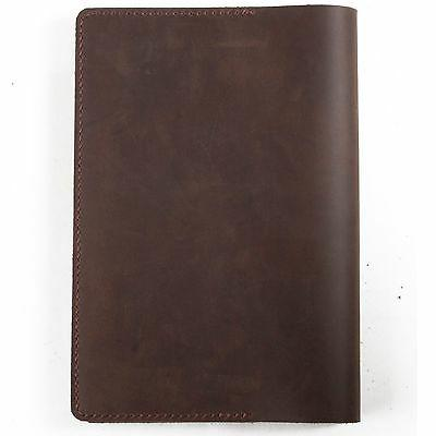 Ancicraft Leather Journal Refillable Notebook Cover Gift