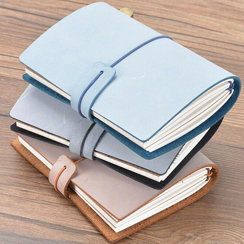traveler s notebook crazy horse cow leather