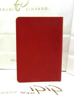 """Graphic Image Leather 9"""" Journal Softcover Lined Pages Archi"""