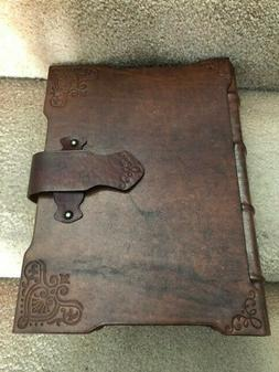 Eccolo Leather Journal