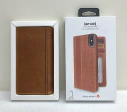 NEW Twelve South Journal Leather Wallet Phone Case Shell For
