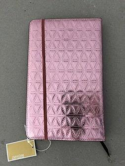 NWT! Michael Kors Modern Quilted/Embossed Speechio Leather J