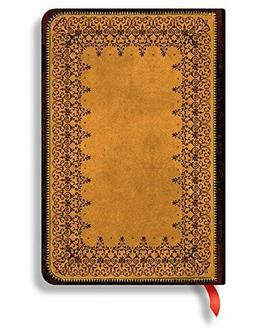 """Paperblanks Old Leather, Embossed Mini Lined Journal 4x6"""""""