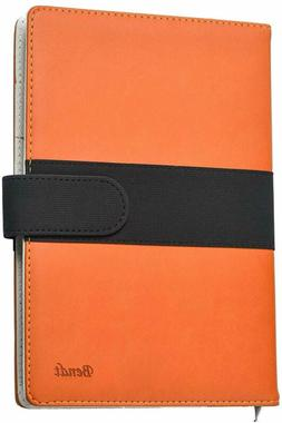 Refillable Journal with Lined Pages A5 Notebook Writing Diar