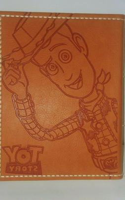 Disney Toy Story's Woody Faux Leather Journal