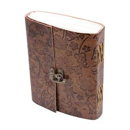 Journals to write in for women - handmade book diary