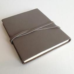 RUSTICO Venture Notebooks Leather Journals with Strap and Do
